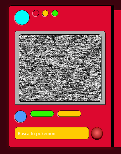 Error Pokedex Error